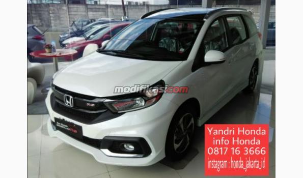 2018 Honda Mobilio Rs Ready Stock