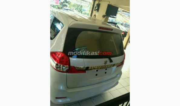 2018 Suzuki Ertiga Gl Manual Baru Plat Masih Blank