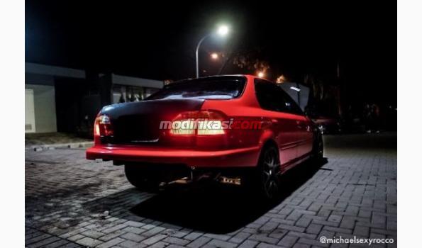2000 Honda Civic Ferio Swap K20a