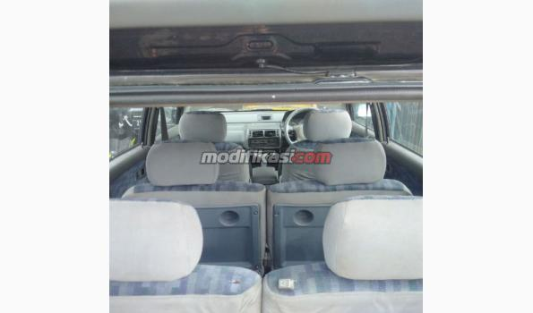 1998 Mitsubishi Rvr Chariot Space Wagon Built Up Ex Dump