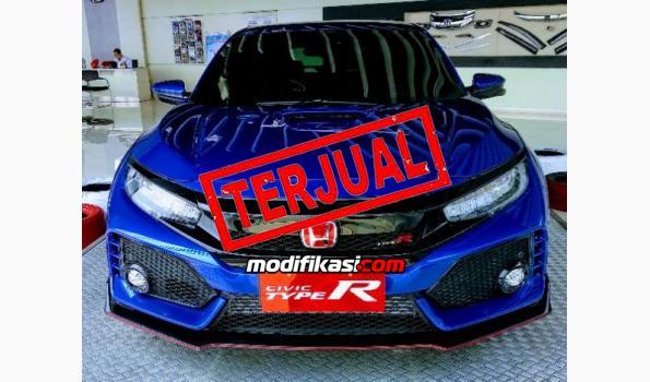 4600 Koleksi Modifikasi Mobil Honda Civic Jakarta HD Terbaik