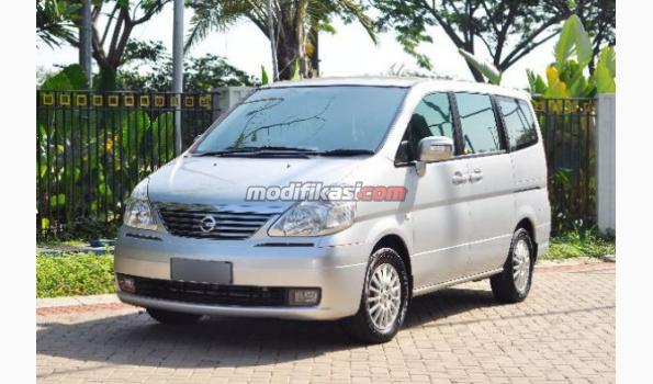 2008 Nissan Serena Hws Antik Silver Good Condition