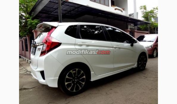2016 Honda Jazz Rs Manual Facelift Km 5rb Gress Perfect