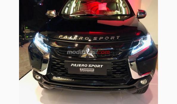 40 Gambar Mobil Pajero Limited HD Terbaik