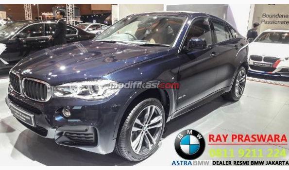 2018 Bmw X6 Xdrive 3 5i M Sport Harga Terbaik Dealer Bmw Jakarta