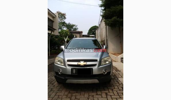 2010 Chevrolet Captiva Diesel Automatic Full Original