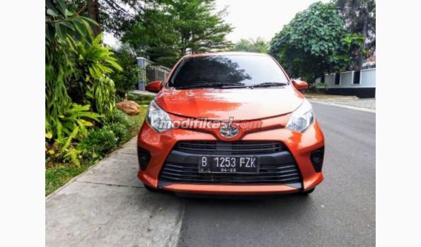 900+ Modifikasi Mobil Calya Orange HD