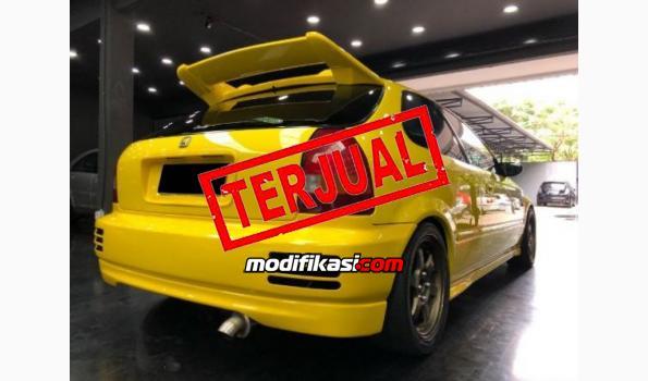 2000 Honda Civic Type R Ek9 ( Very Rare!!)