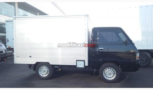 2020 Mitsubishi L300 Box Almunium Dp Miniim