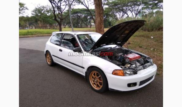 670 Modif Mobil Honda Civic Estilo Terbaik