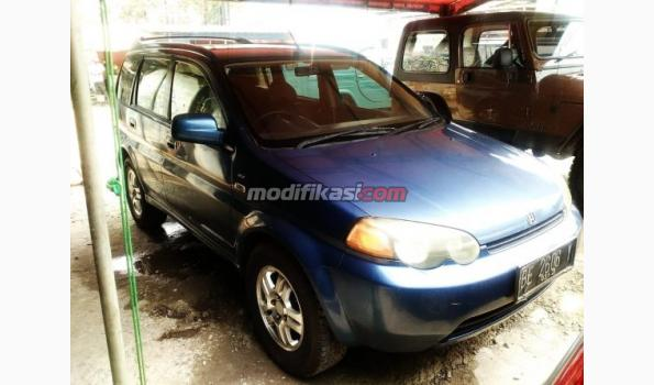 2001 Honda Hrv Gen.1 Built Up 4pt Full Original Rare Tgn.2