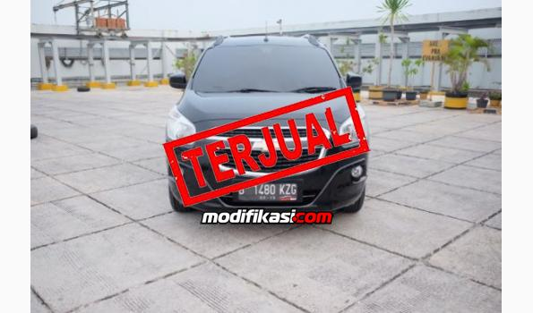 2014 Chevrolet Spin Ltz Bensin At Mulus Terawat Murah Tdp 36 Jt
