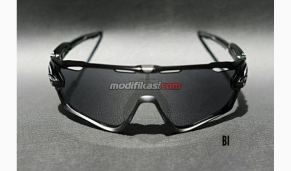 d19137b11e Original Kacamata Oakley Jawbreaker Polished Black Lensa Black Ir