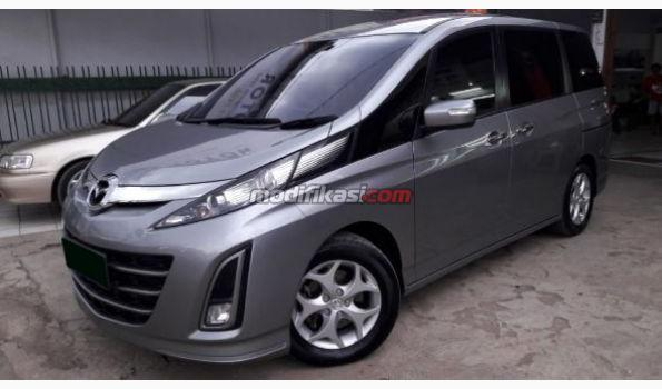 2012 Mazda Biante 2 0 Matic Abu Abu Metalik Tdp 49 Jt No Genap