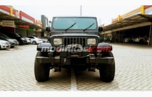 1997 Jeep Yj 4.0l At 4x4 1997 Black American Style 13fc340400