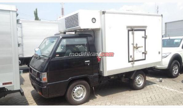 2020 Mitsubishi L300 Box Pendingin Frezeer Chiler