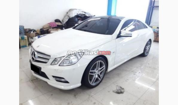 2012 mercedes-benz e250 coupe 1.8cc sunroof panoramic