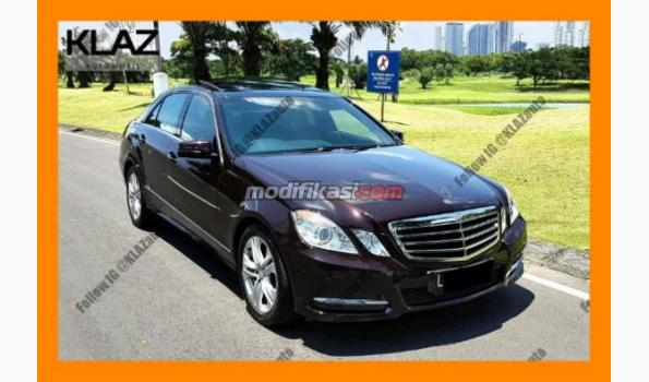2010 mercedes-benz e300 avantgarde panoramic l sby tgn 1 full ori