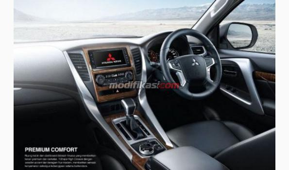 2021 Mitsubishi New Pajero Sport Dakar 4x2 At 2.4 Cc 181ps ...