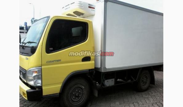 2020 Mitsubishi Mobil Box Pendingin Canter Fe 71 Ps 4 Roda