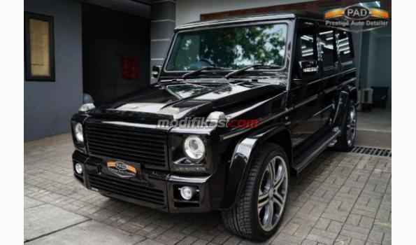2011 Mercedes Benz G55 K8 Brabus Original Black On Black Rare