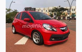 620+ Modifikasi Mobil Honda Brio Warna Merah Gratis Terbaik