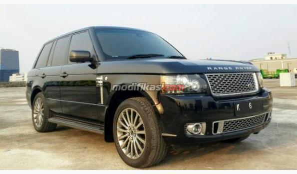 2012 Land Rover Range Rover Vogue 5 0 Sc Autobiography 2012