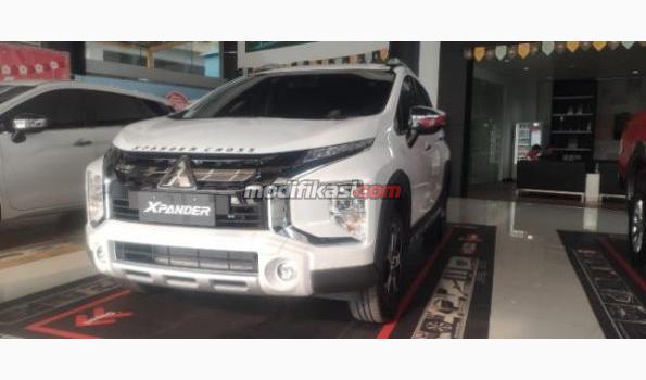 2020 Mitsubishi Xpander Cross Suv Promo Spesial Akhir Tahun