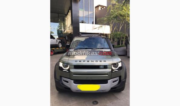 2020 Land Rover Defender 110 Diesel